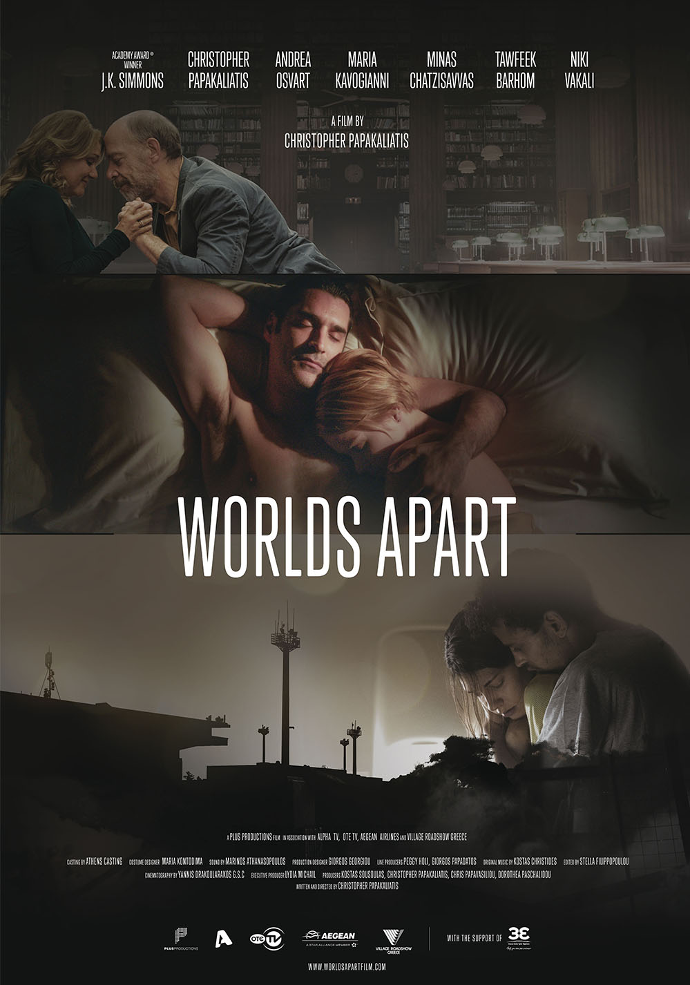Worlds Apart-Official Poster
